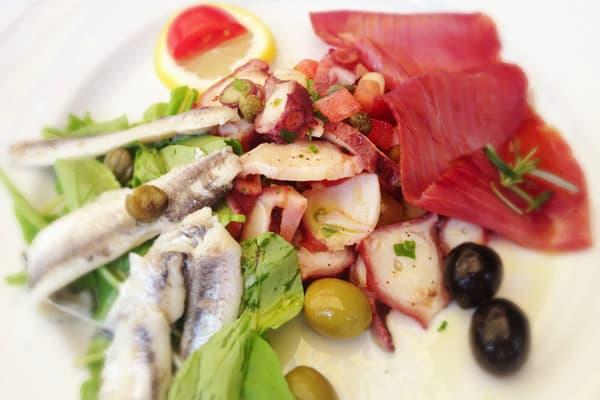 Restaurant Proto Dubrovni: Starter