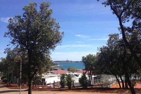 Resort Amarin Rovinj - View over Rovinj