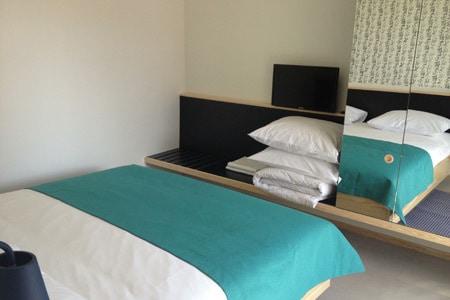 Resort Amarin Rovinj - Master bedroom