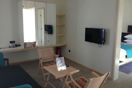Resort Amarin Rovinj - Living room