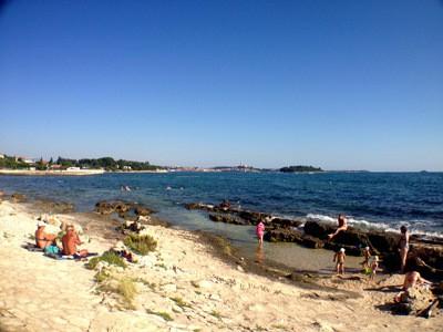 Resort Amarin Rovinj - Beach