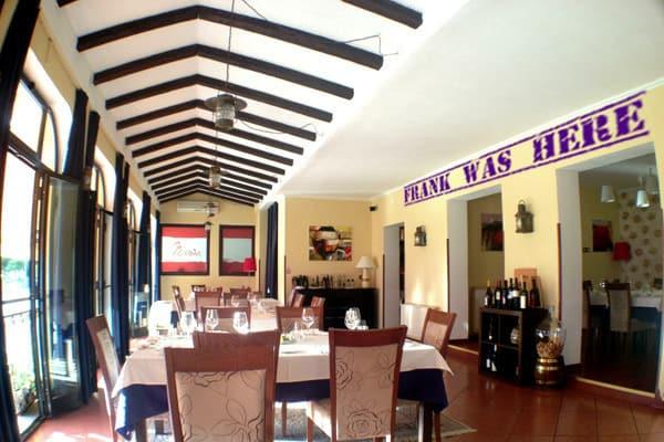 Restaurant Marina Novigrad - interior