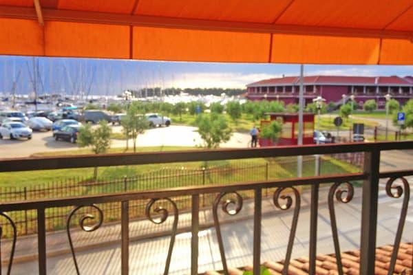 Restaurant Marina Novigrad - view