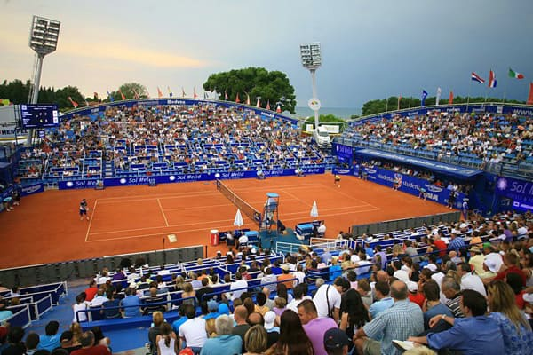 ATP Croatia Open Umag - Main court