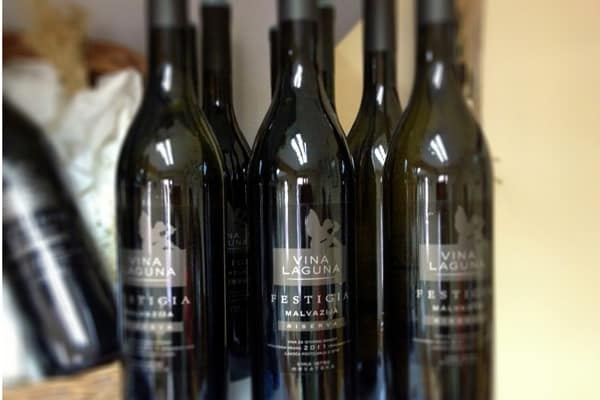 Istrian Wines: Agrolaguna Wines