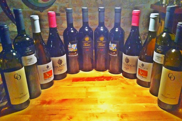 Istrian Wines