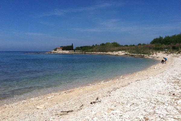 Novigrad Beach
