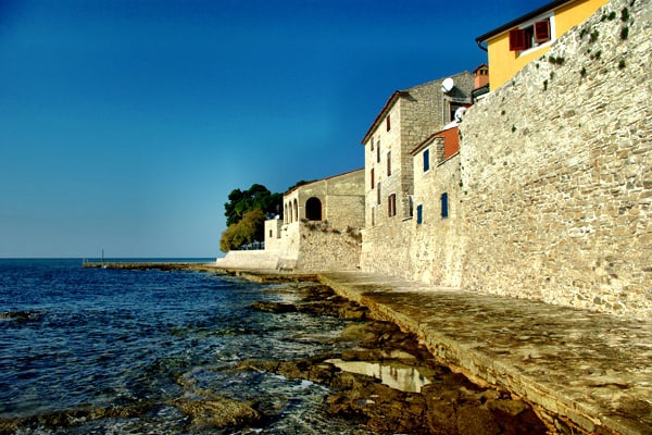 Novigrad: Charming old town