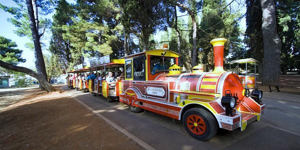 Porec Croatia | Vita Leva Tourist Train