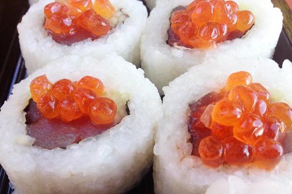 Restaurants in Rovinj: Sushi