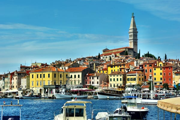 Things to do in Istria: Visit Rovinj