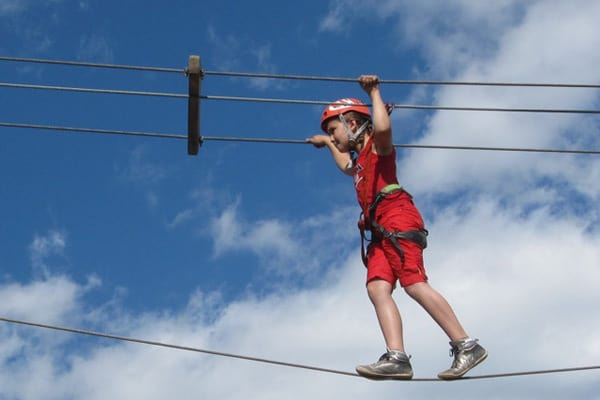 Things to do in Istria: Adrenaline Park