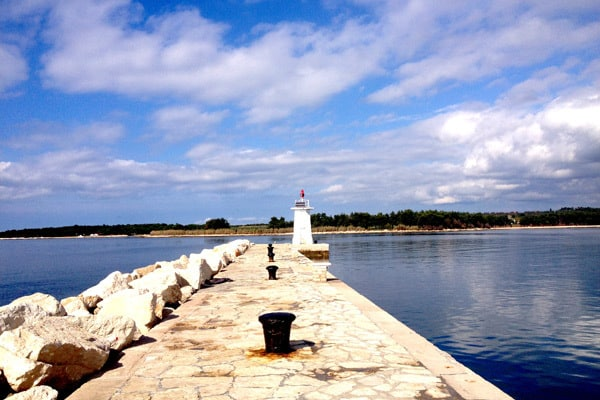 Top things to do in Novigrad:Novigrad Pier