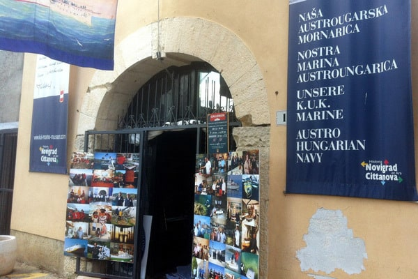 Top things to do in Novigrad: Visit museums