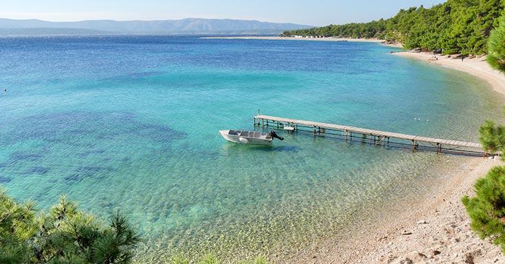 Split Beaches: Brac Island Beaches near Split | Split Travel Guide & Blog