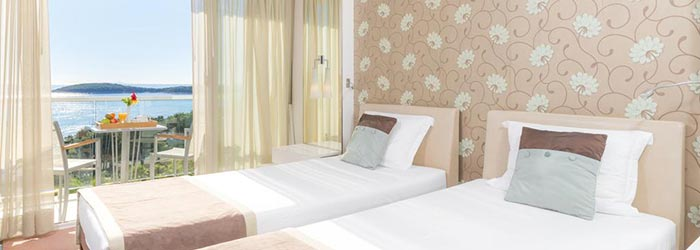 Best Hotels In Croatia| Grand Beach Resort Amfora in Hvar