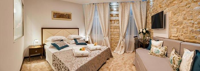 Best Hotels In Croatia|Antique Heritage Hotel in Split