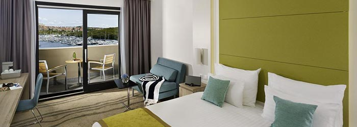 Best Hotels In Croatia| Hotel Park Plaza Histria Pula