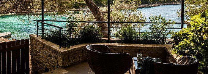 Best Hotels In Croatia| Little Green Bay in Hvar