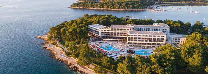 Best Hotels In Croatia| Hotel Parentium Porec