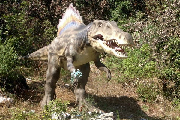 Dinosaur Park Funtana
