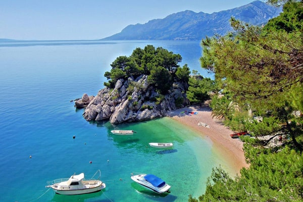 Makarska Croatia: Beaches