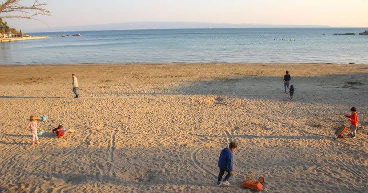 Split Beaches: Bacvice Beach | Split Travel Guide & Blog