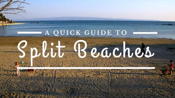 Split Croatia Travel Guide | Beaches in Split