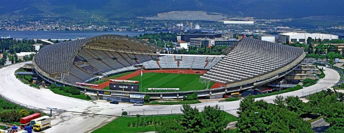Things To Do In Split Croatia | Visit Poljud Stadium