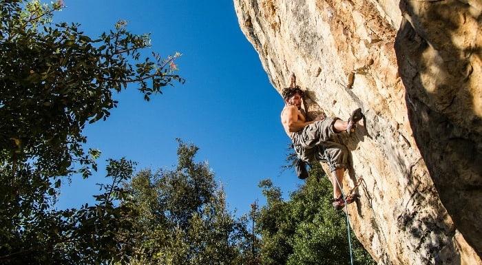 Things To Do In Split Croatia   Rock climbing