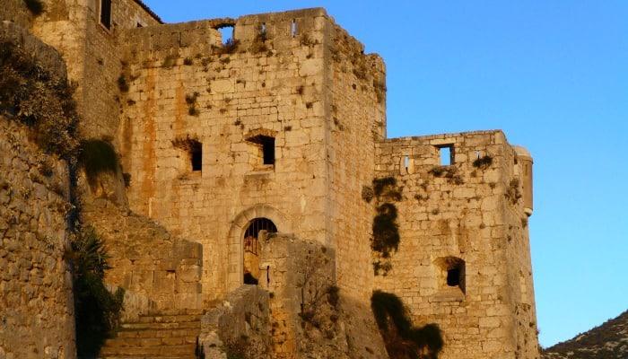 Things To Do In Split Croatia   Kliss Fortress