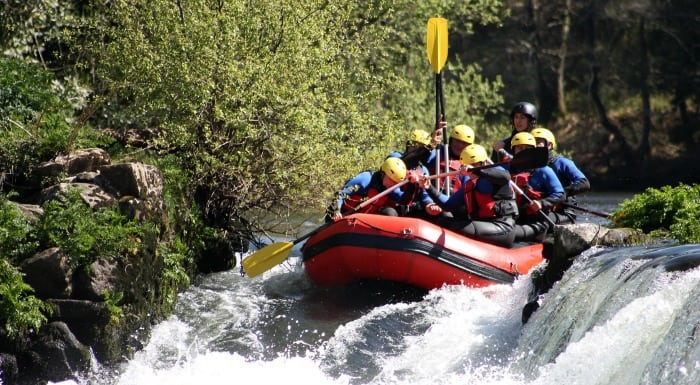Things To Do In Split Croatia | White-water rafting