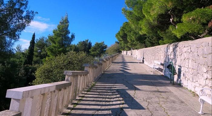 Things To Do In Split Croatia   Visit Marjan Hill