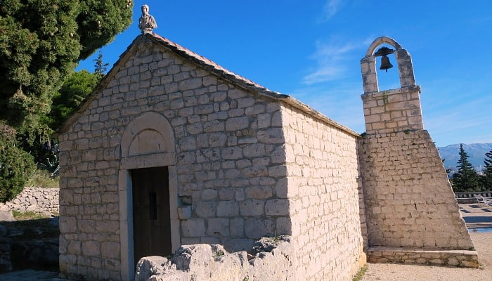 Things To Do In Split Croatia | Explore Churches & Chapels on Marjan