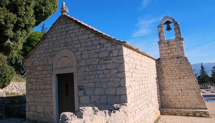 Things To Do In Split Croatia   Explore Churches & Chapels on Marjan
