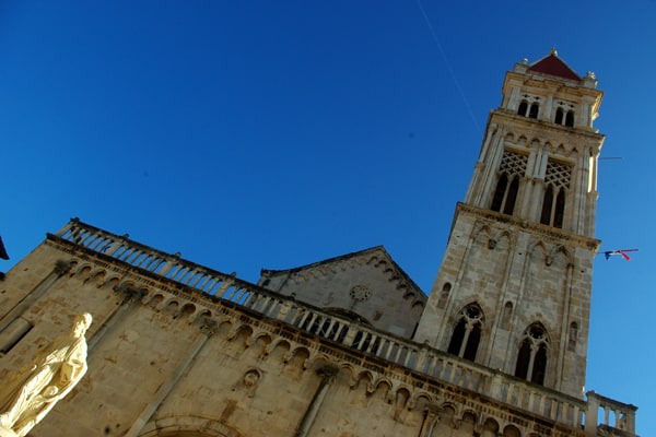 Trogir Croatia: The Cathedral of St. Lawrence