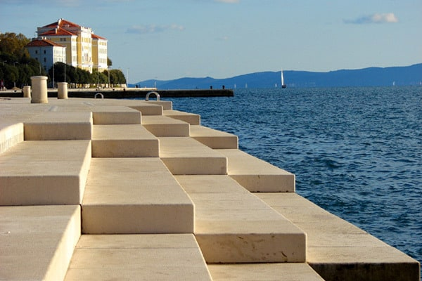 Zadar Croatia: Sea Organs