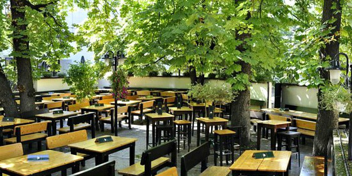 Best places for beer in Zagreb | Pivnica Medvedgrad, great outdoor terrace