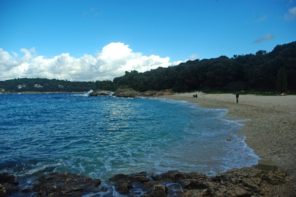 Pula Beaches: Beach Ambrela