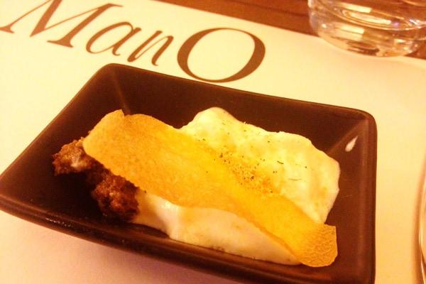 Restaurant Mano Zagreb: Startes