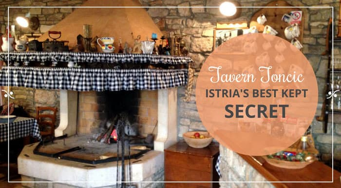 Tavern Toncic Zrenj Croatia | Croatia Restaurant Guide