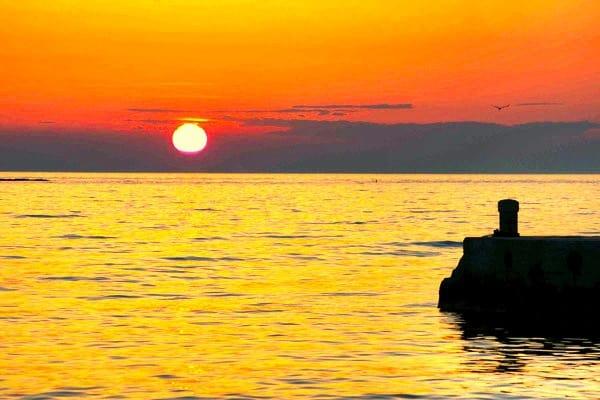 Croatia Sunset: Sunsets in Croatia