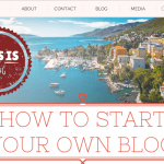 Start your own blog in few simple steps