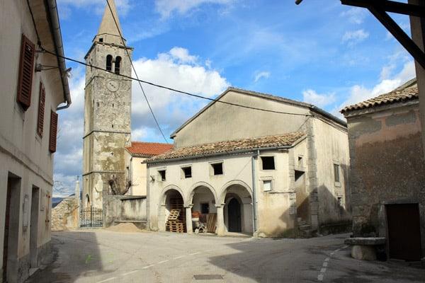 Istrian Hilltop Towns: Boljun