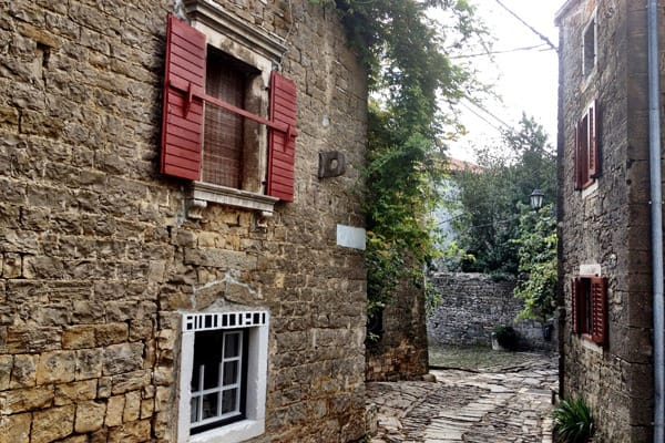 Istrian Hilltop Towns: Groznjan