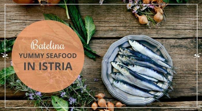 Restaurant Batelina Banjole Croatia | Croatia Restaurant Guide
