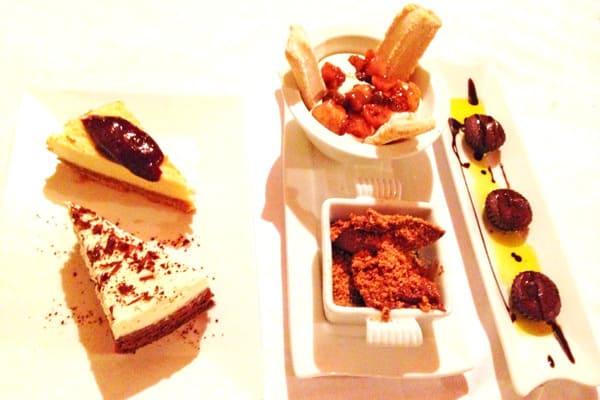 Konoba Batelina: Dessert