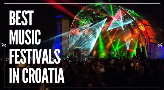Croatia Festivals