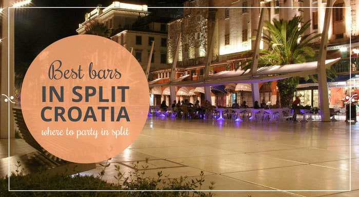Best Bars In Split Croatia | Croatia Restaurant Guide