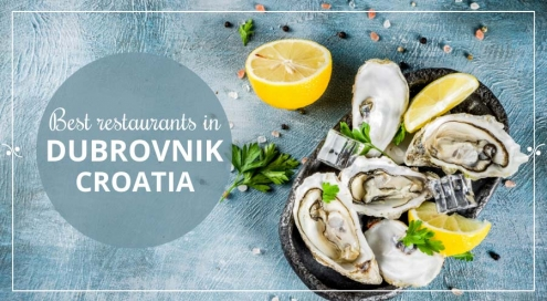 Best Restaurants In Dubrovnik Croatia: Where To Eat In Dubrovnik
